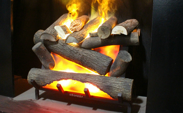 却就红炉坐,心如逢故人-便携伏羲壁炉3D火焰电暖器